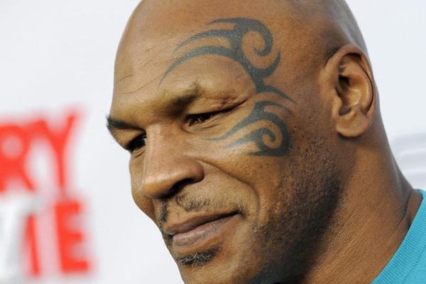 """Giải mã 6 hình xăm đặc biệt của """"tay đấm thép"""" Mike Tyson"""