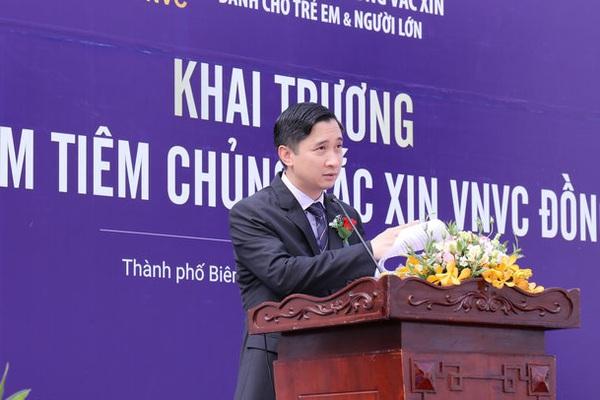 Chân dung ông chủ hệ thống tiêm chủng VNVC, đơn vị tiên phong tại Việt Nam nhập vaccine Covid-19