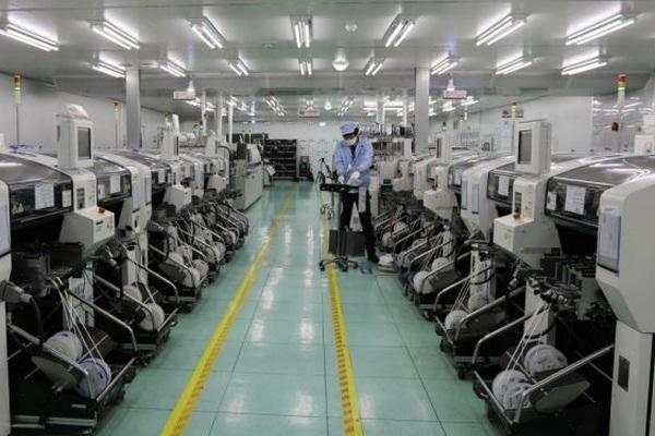 Xuất khẩu điện thoại, Việt Nam đáng mừng, Trung Quốc số 1