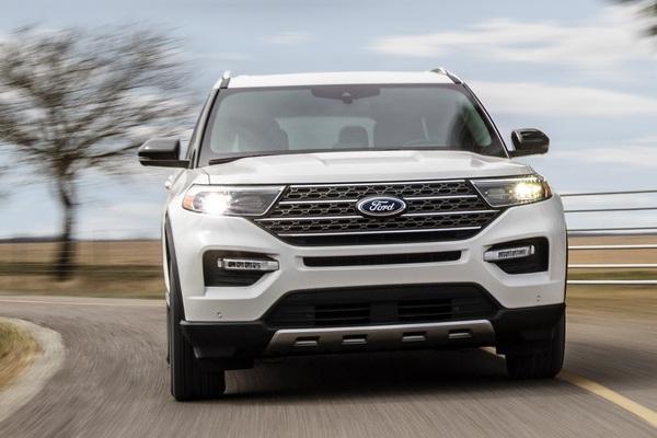 Ford tung dòng SUV khiến Honda CR-V, Mazda CX-5 lo lắng