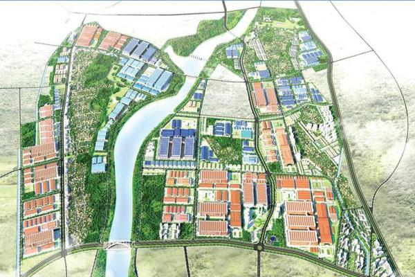 Chủ đầu tư khu công nghiệp đô thị gần 4 nghìn tỷ, 600ha ở Thái Bình là ai?