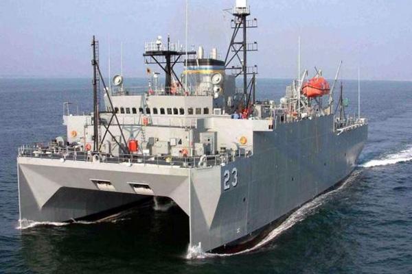 Trung Quốc tập trận bắn đạn thật, tàu Mỹ áp sát Hoàng Sa ở Biển Đông