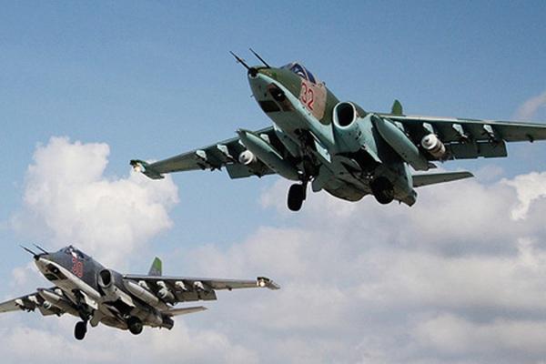 Bật mí thiết bị giúp máy bay ném bom Nga đánh đâu trúng đấy