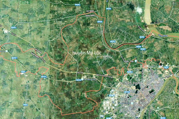 """""""Chân dung"""" chủ đầu tư khu công nghiệp Mỹ Thuận hơn 1.600 tỷ đồng ở Nam Định"""