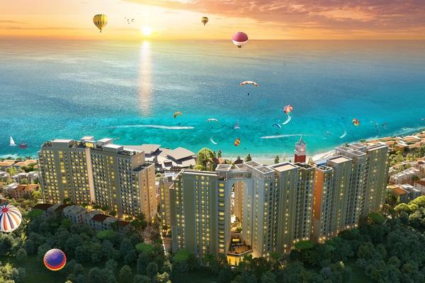 Căn hộ hướng biển Nam Phú Quốc – Cửa sáng kinh doanh mới hút giới đầu tư