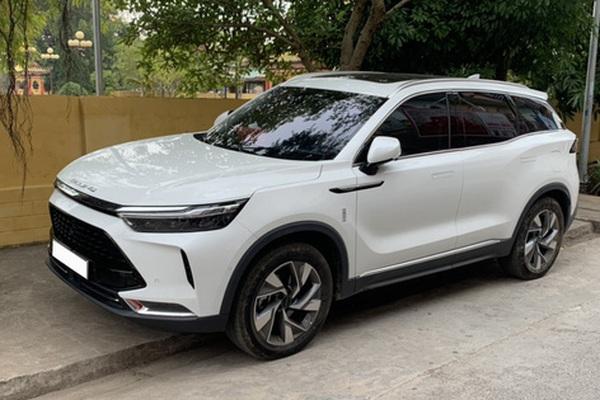 Mới mua ít ngày, chủ xe Trung Quốc Beijing X7 rao bán giá bất ngờ