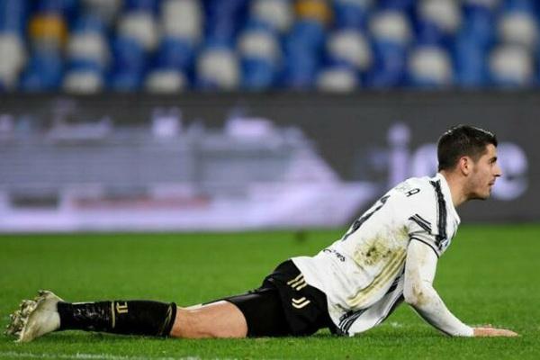 Tiền đạo Alvaro Morata nhiễm virus: Điều trị cả đời không khỏi