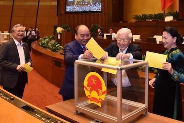 Bao nhiêu Bộ trưởng, thành viên Chính phủ sẽ được miễn nhiệm tại kỳ họp Quốc hội tới?