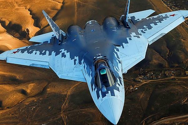 """Người Mỹ sợ máy bay chiến đấu của Nga như """"Quỷ báo tử"""" hay là UFO"""