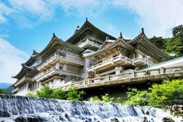 Tiết lộ đường hầm bí mật cất giữ kho báu ở Triều Tiên
