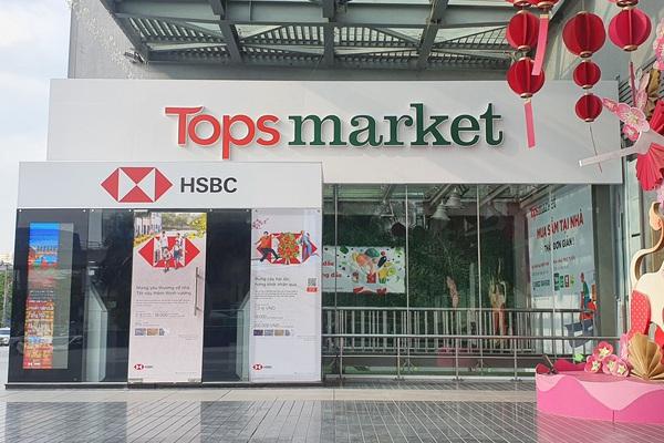 Big C đổi tên Tops Market: Bất ngờ cận cảnh bên trong siêu thị