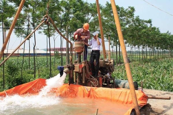 TPHCM: Năm 2021 giảm lượng khai thác nước dưới đất 16.650m3/ngày