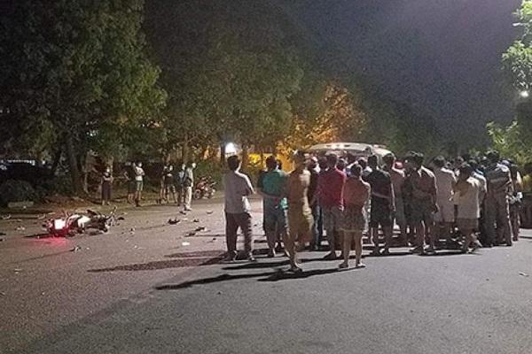 Phát hiện thi thể 2 thanh niên trên đường sau tiếng động mạnh trong đêm
