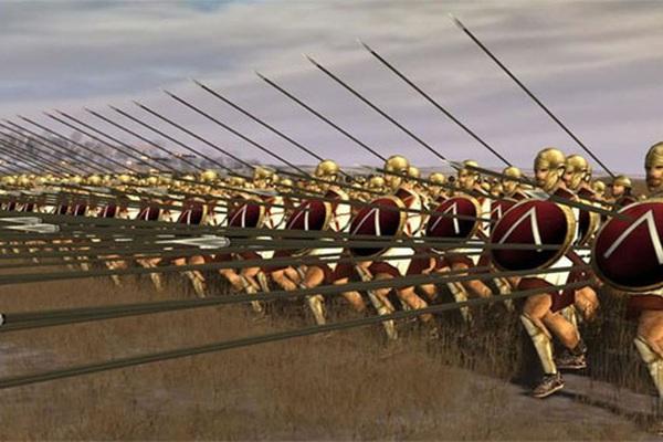 Sức mạnh kinh hồn của chiến thuật Phalanx trong chiến tranh