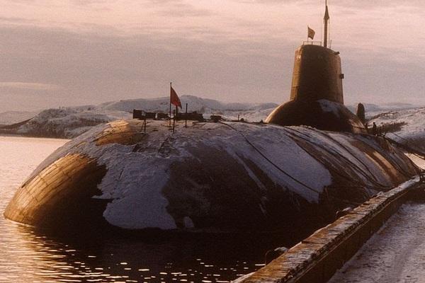 """Tàu ngầm """"quái vật"""" của Nga đáng sợ ngoài sức tưởng tượng và độ xa hoa thì không cường quốc nào sánh nổi"""