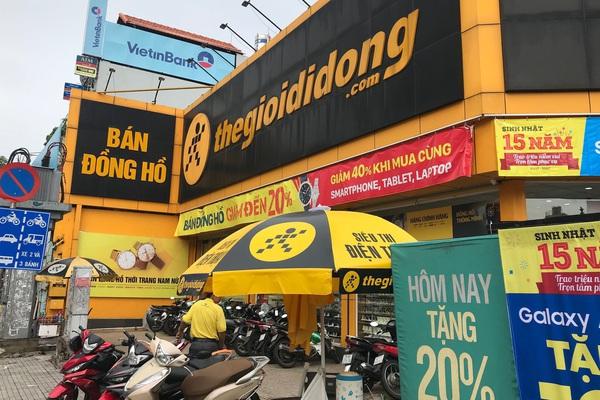 """Năm 2021 """"không ngon lành"""", đại gia Nam Định """"bác bỏ"""" lo ngại cổ phiếu MWG bị thâu tóm?"""