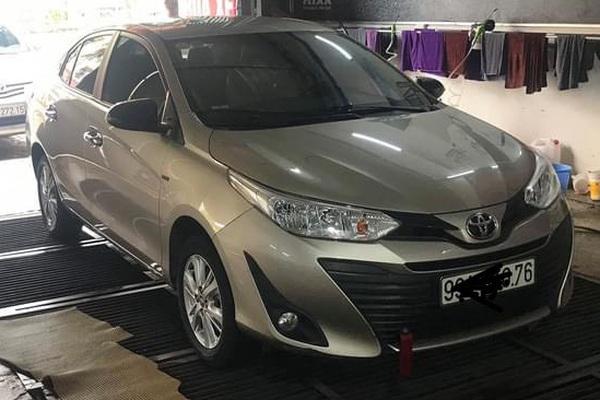 """Toyota Vios chạy 6 vạn sau 2 năm, rao bán giá """"tình cảm"""""""