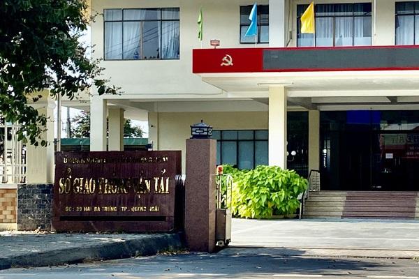 Quảng Ngãi: Sở bác bỏ ủng hộ của Bộ GTVT việc mở tuyến đường thủy Đà Nẵng-Lý Sơn