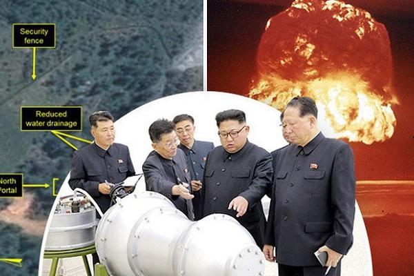 Phát hiện này ở Triều Tiên thổi bùng nguy cơ thế chiến 3