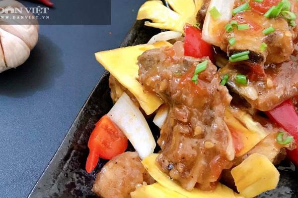 Cách làm món sườn xào chua ngọt kiểu Trung Hoa đậm đà thơm ngon