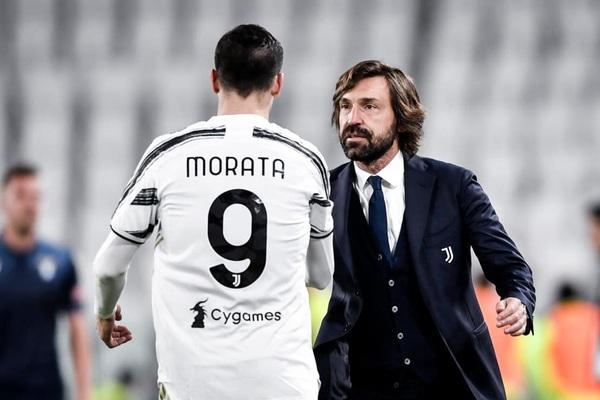 """Juve hạ Lazio, HLV Pirlo lập tức gửi """"chiến thư"""" đến Porto"""