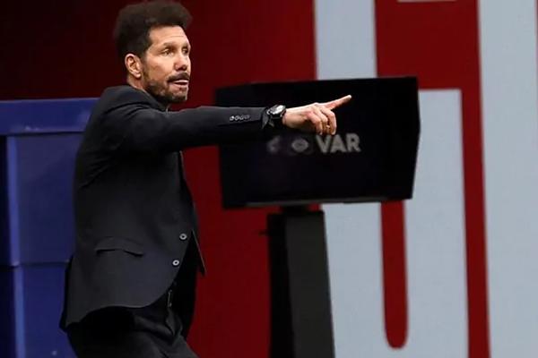 Chia điểm ở derby Madrid, HLV Simeone khẳng định một điều