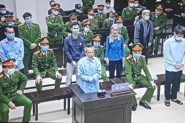 18 giờ chiều nay tuyên án phúc thẩm vụ chống đối ở Đồng Tâm