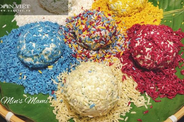 Cách làm bánh khúc đủ màu đẹp bắt mắt, ngon khó cưỡng