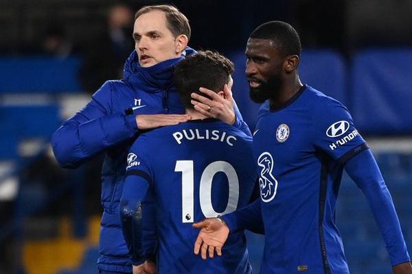 Chelsea vùi dập Crystal Palace, Tuchel tiết lộ mục tiêu số 1