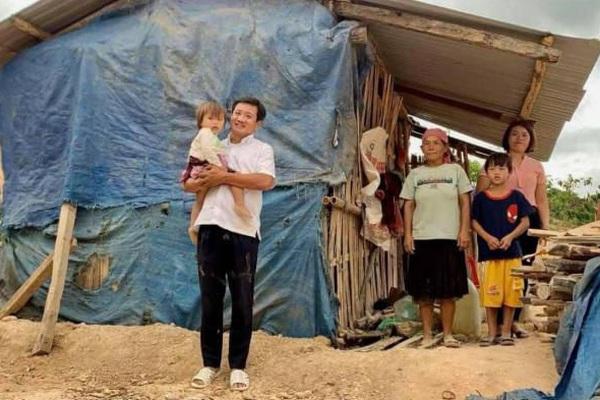Ông Đoàn Ngọc Hải đòi lại tiền hỗ trợ xây nhà: Lãnh đạo MTTQVN huyện Nam Trà My sẽ xin ý kiến để trả