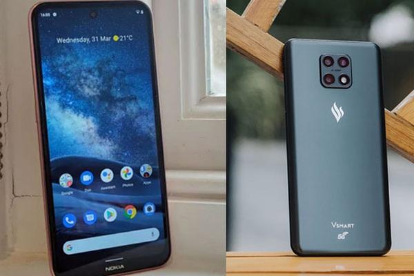 So sánh Nokia X20 và Vsmart Aris 5G: Chọn đồ ngoại hay đồ nội?