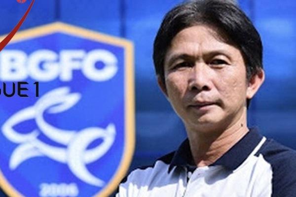 "Nóng: HLV ""thống trị"" Thai League theo chân Kiatisak trở lại V.League?"