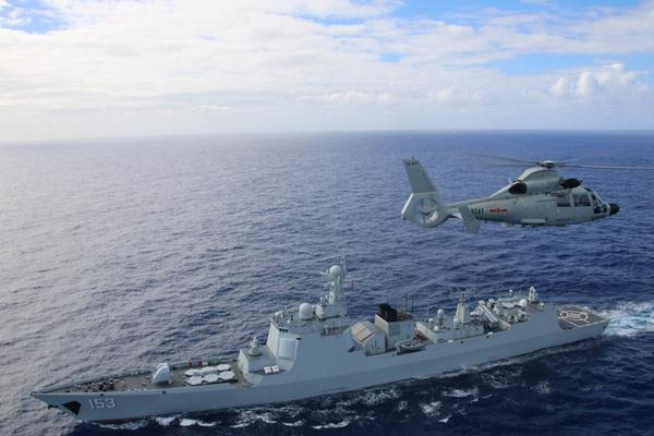"""3 loại tàu chiến phòng không của Trung Quốc khiến không quân Mỹ """"đau đầu"""""""