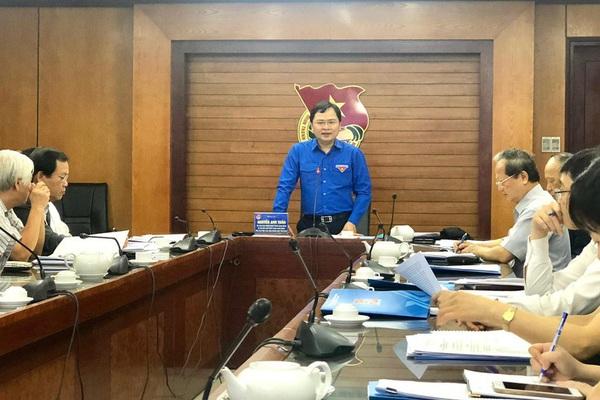 Đề xuất Phó Thủ tướng làm Chủ nhiệm Ủy ban quốc gia về Thanh niên