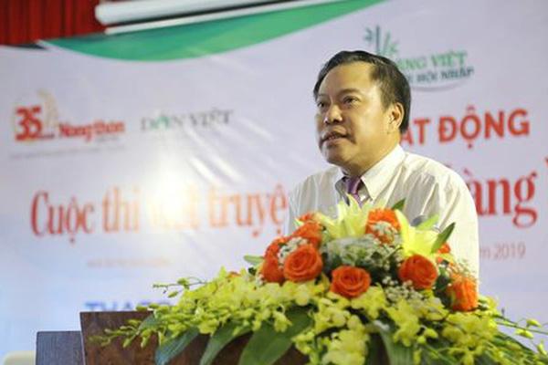 """Công bố quyết định thành lập Hội đồng Giám khảo vòng Chung khảo cuộc thi viết truyện ngắn """"Làng Việt thời hội nhập"""""""