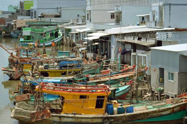 """""""Chúa đảo"""" Tuần Châu Đào Hồng Tuyển muốn đầu tư thành phố hải sản quy mô 500ha ở Cà Mau"""