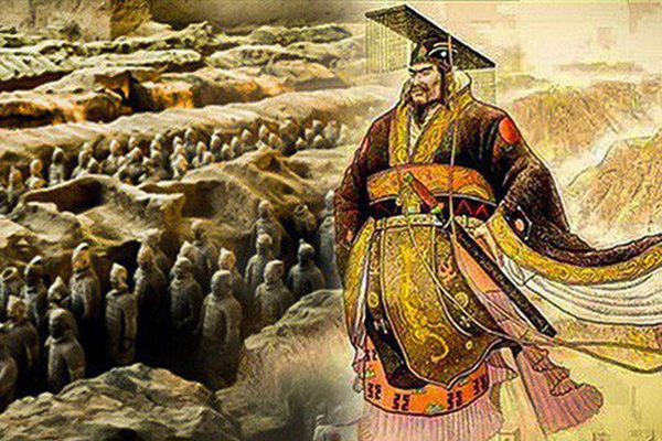 Vì sao Tần Thủy Hoàng dùng tượng binh mã để tuẫn táng?