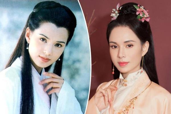 """25 năm sống lại ký ức """"Tiểu Long Nữ"""": """"Cô Cô"""" Lý Nhược Đồng vẫn... đẹp buồn"""