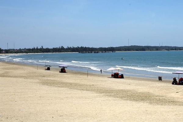 """Quảng Ngãi: Tiềm năng bãi biển ông chủ """"IEC Quảng Ngãi"""" làm dự án 824 tỷ?"""