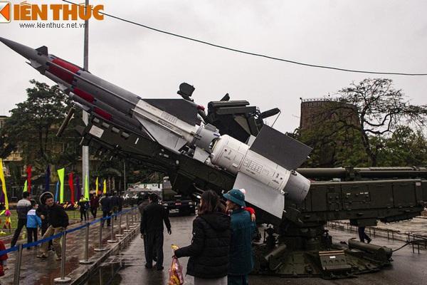 """""""Nỏ thần"""" S-125 của Việt Nam vẫn chạy tốt khiến Trung Quốc kinh ngạc"""