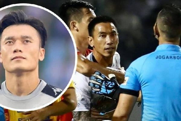 """CLB TP.HCM nhận """"mưa"""" án phạt tại V.League, cờ đến tay Bùi Tiến Dũng?"""
