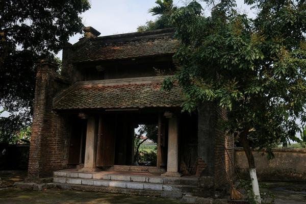 Đền đá Phú Đa: Nét kiến trúc độc đáo tồn tại hơn 300 năm lịch sử