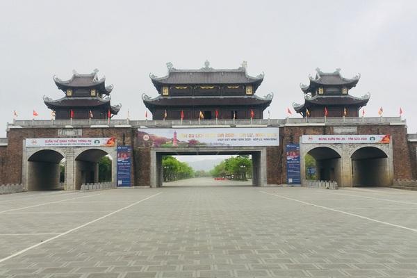 Du lịch Ninh Bình: Tham vọng đón 7 triệu lượt khách du lịch, tổng thu đạt 3.500 tỉ đồng năm 2021