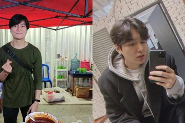 Chàng trai bán cơm bất ngờ nổi tiếng vì giống Lee Min Ho