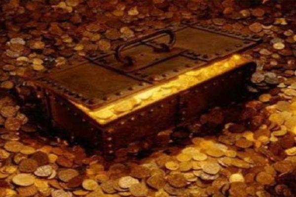 Phát hiện kho bí mật cất giấu tiền và kim loại quý của bọn khủng bố