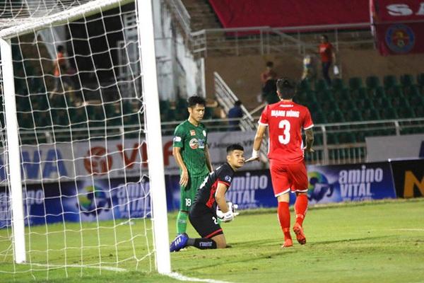 """BXH V.League 2021: Hải Phòng """"tập xác định"""", Thanh Hóa bứt phá!"""