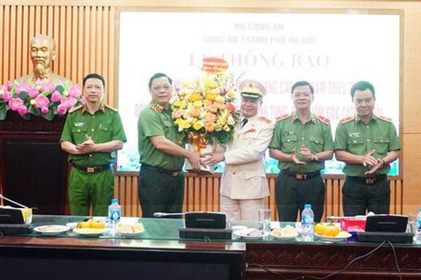 Chân dung Phó Giám đốc Công an TP.Hà Nội vừa được thăng cấp bậc hàm Thiếu tướng