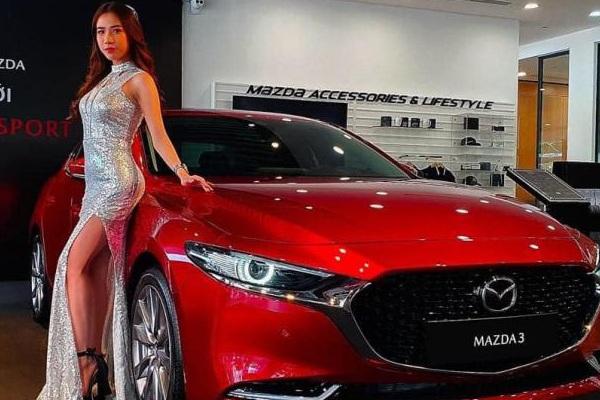 Mazda CX-30 gây sốt, giá hấp dẫn, đối thủ đáng gớm của Toyota Corolla Cross