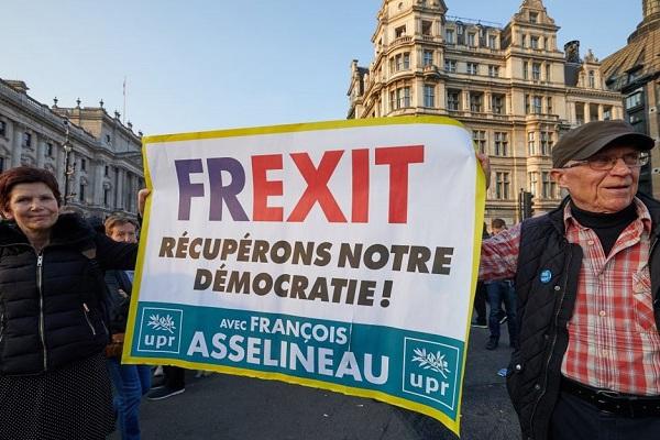 Frexit- Pháp sẽ theo chân Anh rời bỏ Liên minh châu Âu?