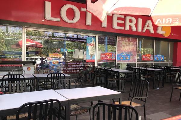 Lotteria Việt Nam lỗ triền miên trước tin đồn đóng cửa